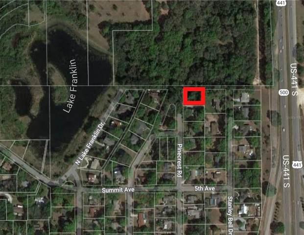 410 Pinecrest Road, Mount Dora, FL 32757 (MLS #G5043242) :: Everlane Realty