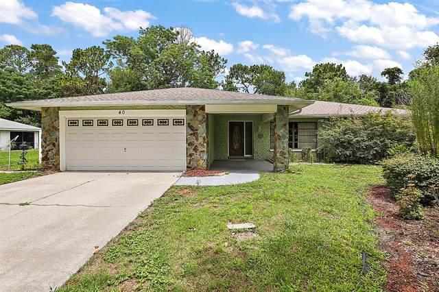 40 Sycamore Circle, Homosassa, FL 34446 (MLS #G5043317) :: Prestige Home Realty