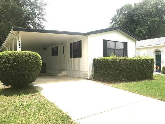 634 Cottage Park Lane, Leesburg, FL 34748 (MLS #G5043359) :: Carmena and Associates Realty Group