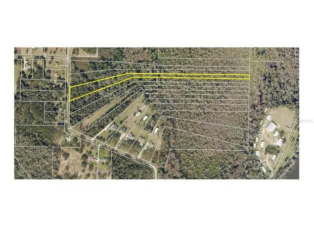 Sunnyside Drive Lot 11, Leesburg, FL 34748 (MLS #G5043454) :: Carmena and Associates Realty Group