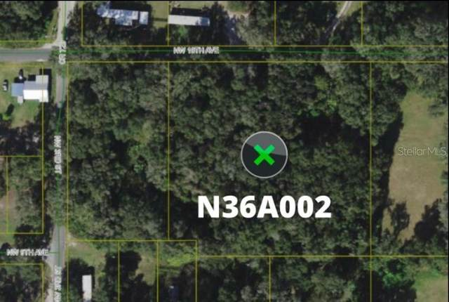 TBD NW 10TH Avenue, Webster, FL 33597 (MLS #G5043495) :: Prestige Home Realty