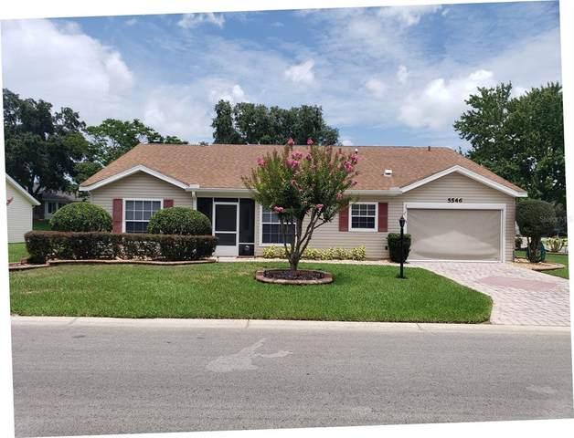 5546 Tangelo Street, Leesburg, FL 34748 (MLS #G5043582) :: Keller Williams Realty Peace River Partners