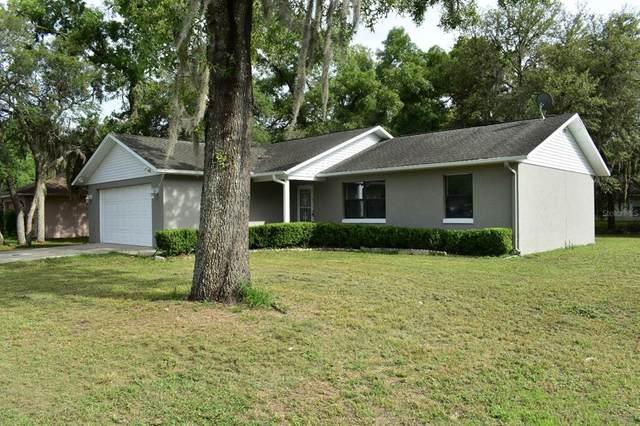 4300 SW 143RD LANE Road, Ocala, FL 34473 (MLS #G5043611) :: EXIT Realty Positive Edge