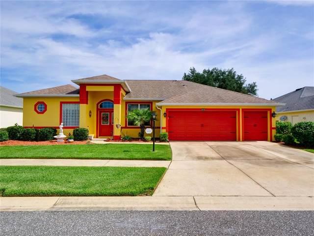 3609 Belle Rose Drive, Leesburg, FL 34748 (MLS #G5043666) :: EXIT Realty Positive Edge