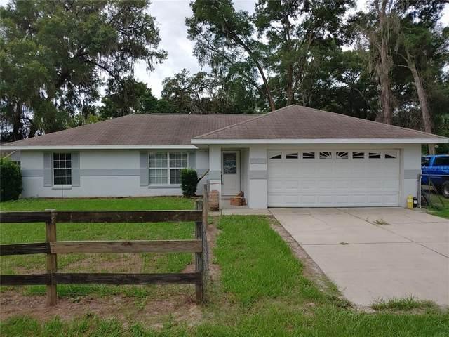4660 SE 142ND Lane, Summerfield, FL 34491 (MLS #G5043679) :: Alpha Equity Team