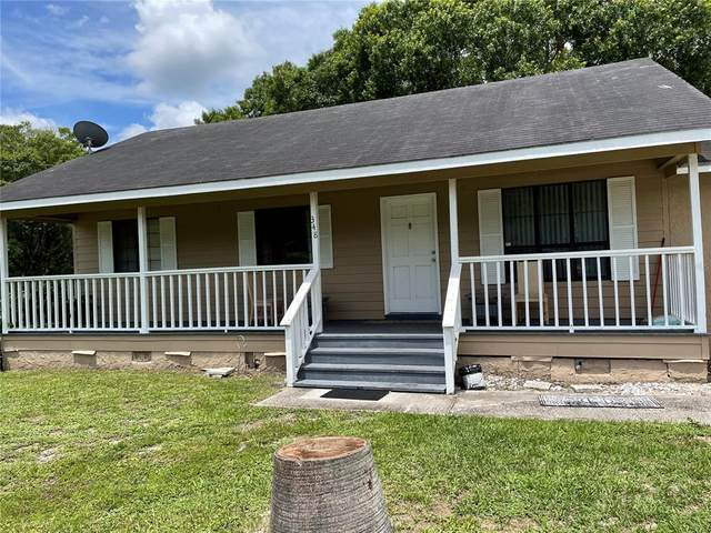 348 1ST AVE, Groveland, FL 34736 (MLS #G5043688) :: Alpha Equity Team