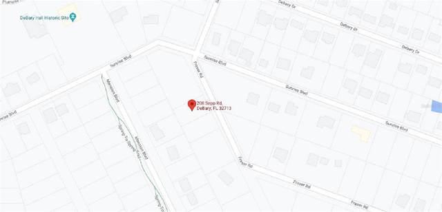 208 Sepp Road, Debary, FL 32713 (MLS #G5043822) :: Premium Properties Real Estate Services