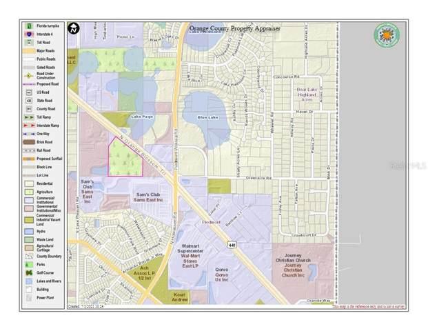 1452 S Orange Blossom Trail, Apopka, FL 32703 (MLS #G5044013) :: Team Bohannon