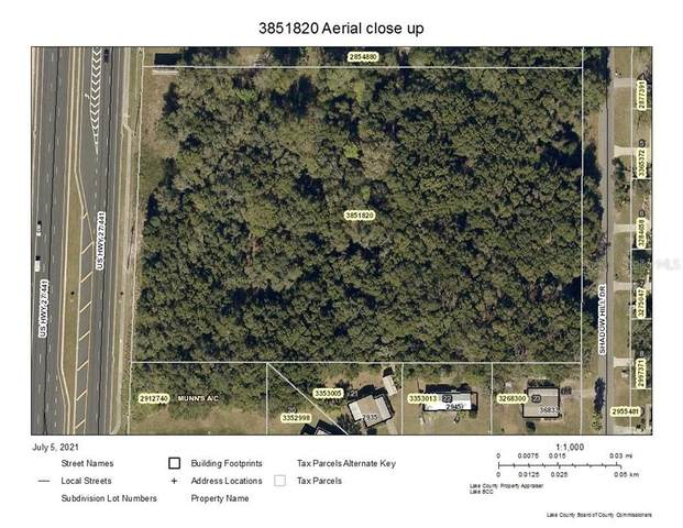 Shadow Hill Drive, Fruitland Park, FL 34731 (MLS #G5044018) :: Sarasota Gulf Coast Realtors