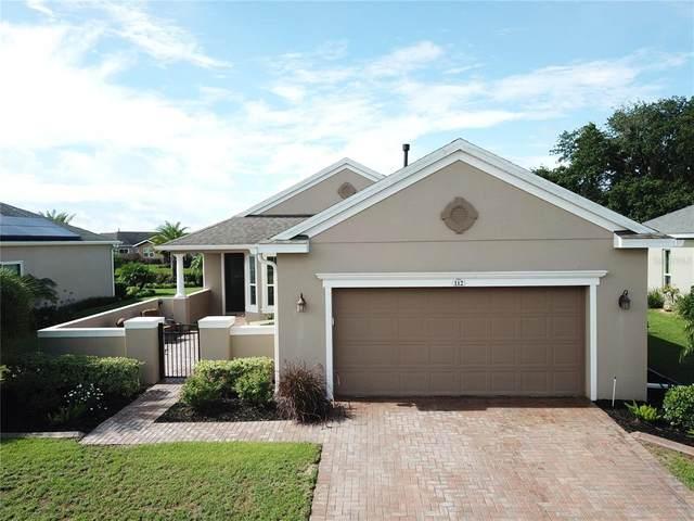 112 Balmy Coast Road, Groveland, FL 34736 (MLS #G5044039) :: Zarghami Group