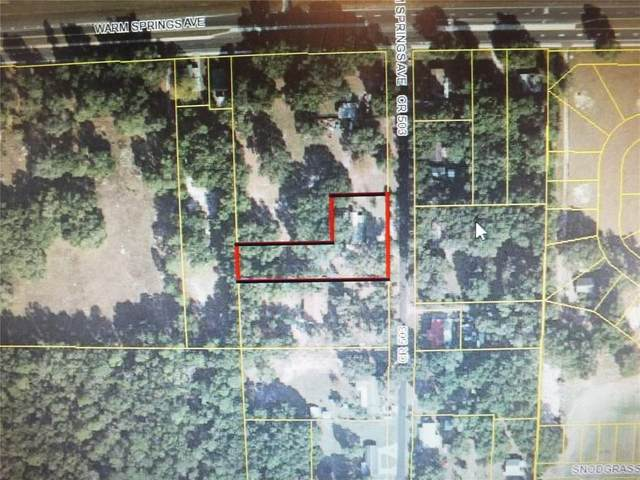 Cr 503, Wildwood, FL 34785 (MLS #G5044108) :: The Hustle and Heart Group