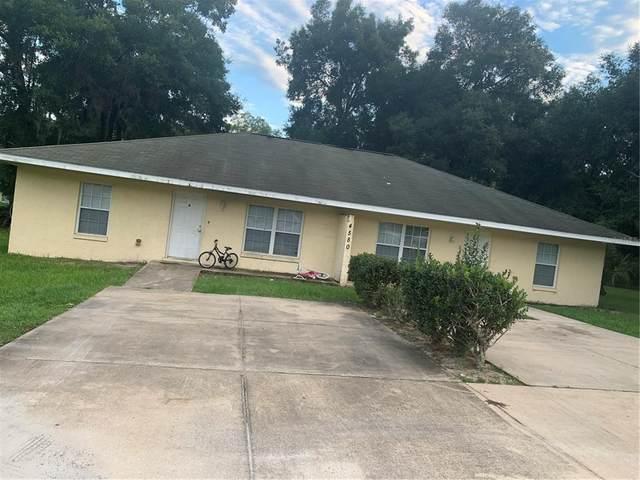 4580 SW 37TH Lane, Ocala, FL 34474 (MLS #G5044131) :: Better Homes & Gardens Real Estate Thomas Group