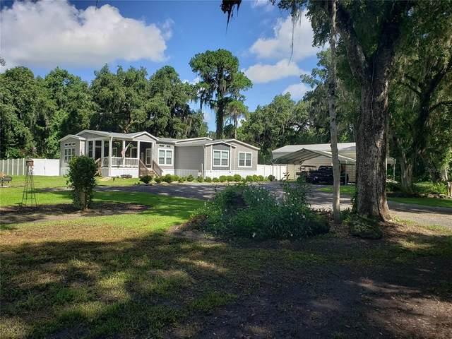 3846 Cr 401, Lake Panasoffkee, FL 33538 (MLS #G5044312) :: Kreidel Realty Group, LLC