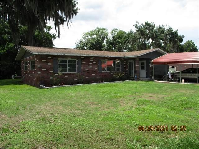 2601 Cr 448, Lake Panasoffkee, FL 33538 (MLS #G5044478) :: GO Realty