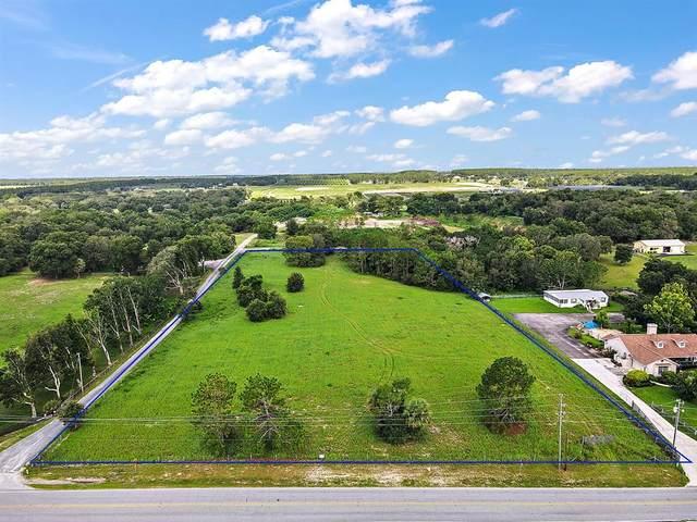 County Road 439, Eustis, FL 32736 (MLS #G5044497) :: Memory Hopkins Real Estate