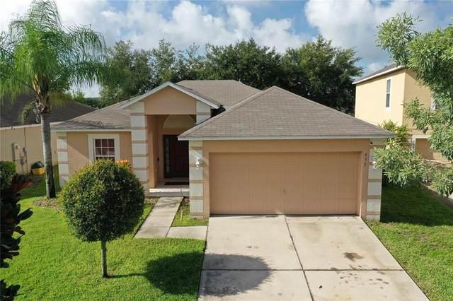 435 Nuestra Place, Groveland, FL 34736 (MLS #G5044587) :: Zarghami Group