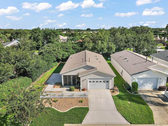 17301 SE 82ND PECAN Terrace, The Villages, FL 32162 (MLS #G5044611) :: Realty Executives