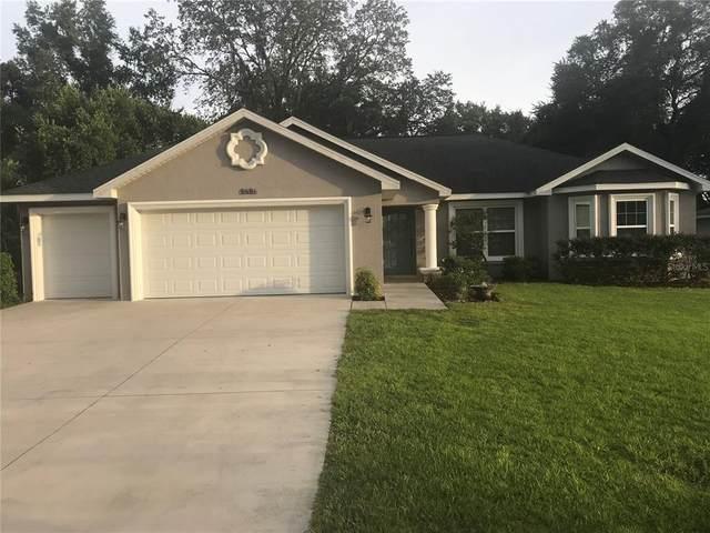 8686 SE 164TH Place, Summerfield, FL 34491 (MLS #G5044631) :: Kreidel Realty Group, LLC