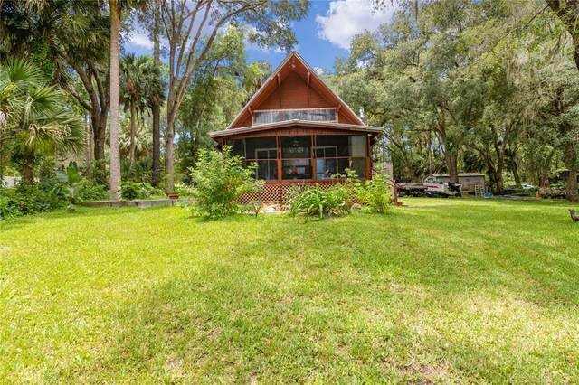 9481 SE 177TH Court, Ocklawaha, FL 32179 (MLS #G5044645) :: Rabell Realty Group