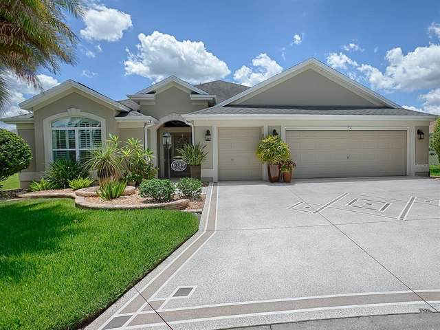 538 Beville Place, The Villages, FL 32163 (MLS #G5044677) :: Better Homes & Gardens Real Estate Thomas Group