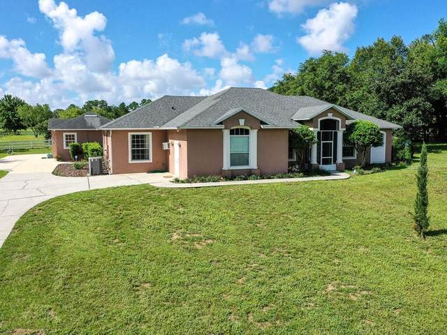 15144 Thoroughbred Ln, Montverde, FL 34756 (MLS #G5044704) :: The Posada Group at Keller Williams Elite Partners III