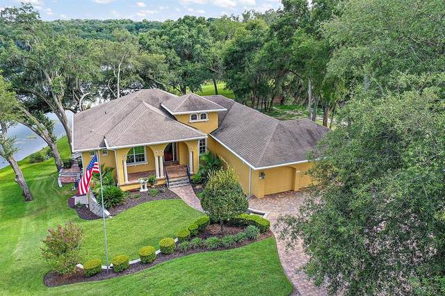 130 Hidden Oaks Drive, Lady Lake, FL 32159 (MLS #G5044719) :: The Hustle and Heart Group