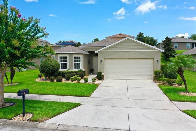 713 Lake Douglas Drive, Groveland, FL 34736 (MLS #G5044750) :: Griffin Group