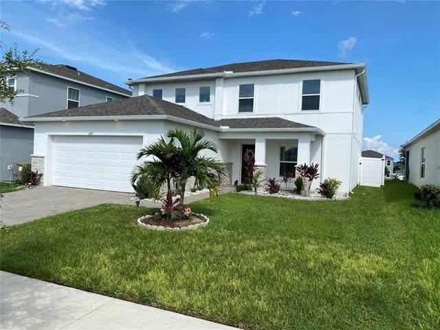 247 Sparrow Hawk Drive, Groveland, FL 34736 (MLS #G5044844) :: RE/MAX LEGACY