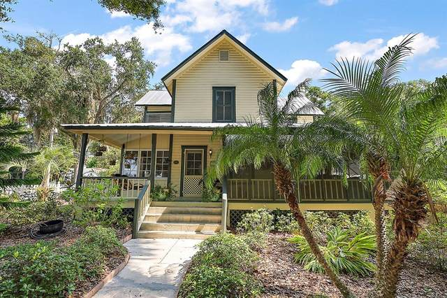 207 E 8TH Avenue, Mount Dora, FL 32757 (MLS #G5044849) :: Everlane Realty