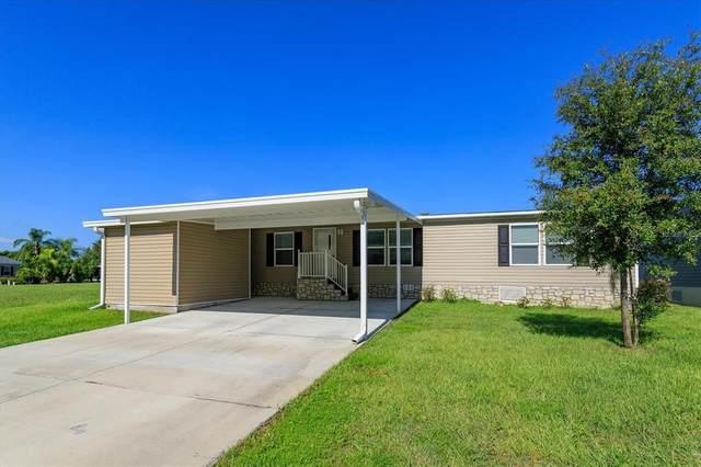 25119 Huckleberry Way #109, Astatula, FL 34705 (MLS #G5044873) :: American Premier Realty LLC
