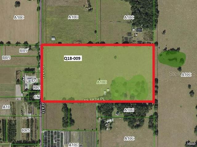 Sr 471, Bushnell, FL 33513 (MLS #G5044877) :: Florida Real Estate Sellers at Keller Williams Realty