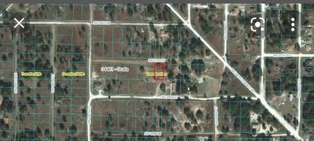 O Sw 27Th St, Ocala, FL 34481 (MLS #G5044894) :: The Hustle and Heart Group