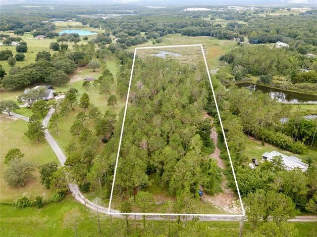 8700 Sorrel Way, Clermont, FL 34715 (MLS #G5044909) :: Cartwright Realty