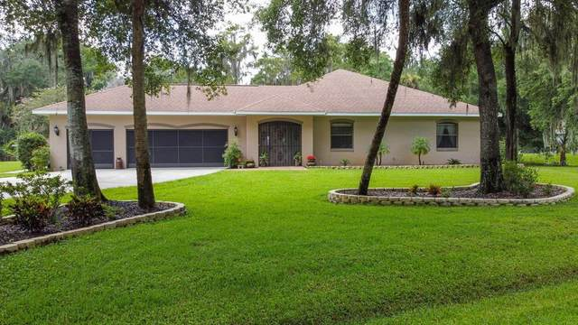 10586 N River Ranch Path, Crystal River, FL 34428 (MLS #G5044921) :: The Posada Group at Keller Williams Elite Partners III