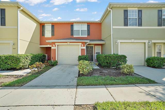 613 Cresting Oak Circle #99, Orlando, FL 32824 (MLS #G5044925) :: Everlane Realty
