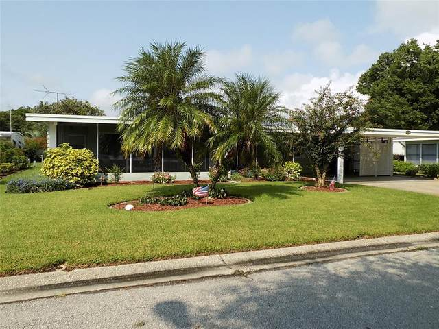 719 Dolphin Drive, Tavares, FL 32778 (MLS #G5044996) :: The Paxton Group