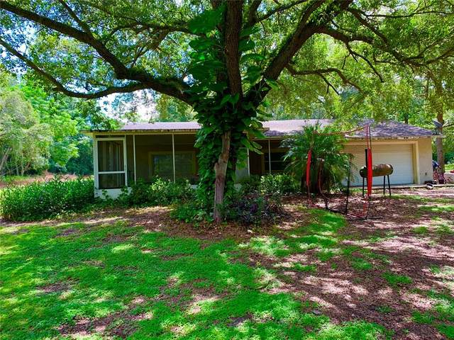 16302 Tuscanooga Road, Groveland, FL 34736 (MLS #G5045015) :: The Paxton Group