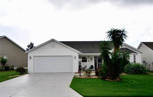 1553 Gumwood Drive, The Villages, FL 32162 (MLS #G5045021) :: Lockhart & Walseth Team, Realtors