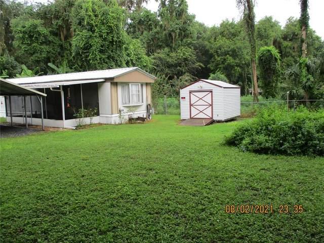 1562 Cr 434A, Lake Panasoffkee, FL 33538 (MLS #G5045042) :: Lockhart & Walseth Team, Realtors
