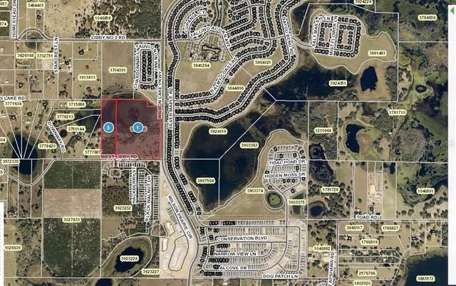 Wilson Lake Parkway, Groveland, FL 34736 (MLS #G5045044) :: The Nathan Bangs Group