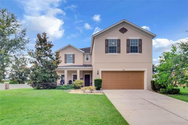 456 Dagama Drive, Clermont, FL 34715 (MLS #G5045053) :: Global Properties Realty & Investments