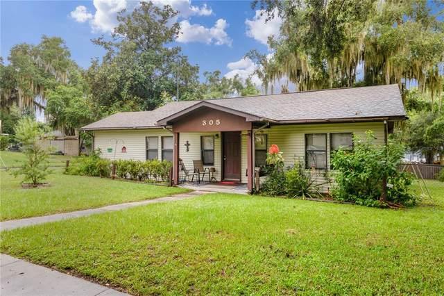 305 Cordova Place, Leesburg, FL 34748 (MLS #G5045086) :: Dalton Wade Real Estate Group