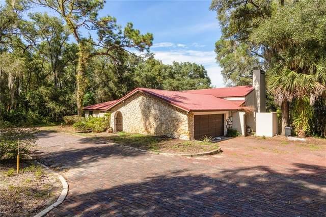 1260 Spring Lake Road, Fruitland Park, FL 34731 (MLS #G5045108) :: Blue Chip International Realty