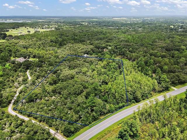 Lot #3 County Road 439, Eustis, FL 32736 (MLS #G5045201) :: Gate Arty & the Group - Keller Williams Realty Smart