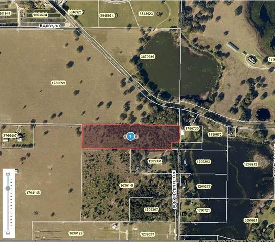 25423 Punkin Center Road, Howey in the Hills, FL 34737 (MLS #G5045642) :: The Hustle and Heart Group