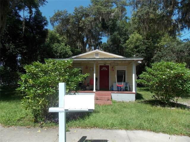 1321 N Orange Street, Mount Dora, FL 32757 (MLS #G5045646) :: Globalwide Realty