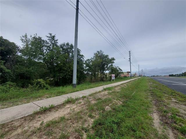 10193 County Line Road, Spring Hill, FL 34608 (MLS #G5045696) :: GO Realty