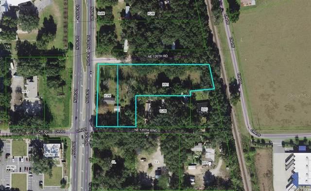 12027 N Us Highway 301, Oxford, FL 34484 (MLS #G5045700) :: Premium Properties Real Estate Services