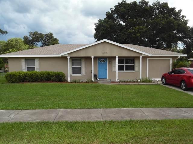 605 Boitnott Lane, Bushnell, FL 33513 (MLS #G5045728) :: The Light Team