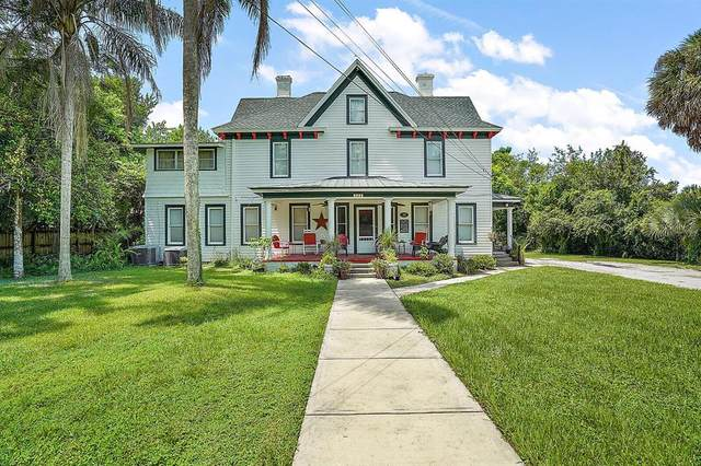 332 S Center Street, Eustis, FL 32726 (MLS #G5045747) :: The Light Team